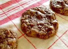 Recipe(tried): McCall's Chocolate Malted Cookies (1965, with photo) - Recipelink.com