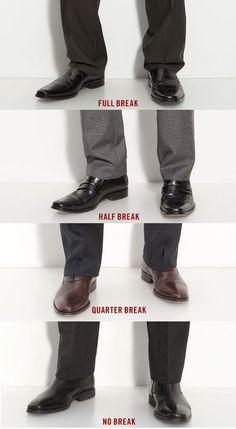 Breaks style