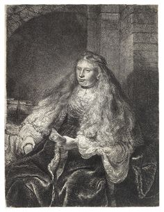 Rembrandt van Rijn, The Great Jewish Bride