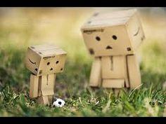 Image result for Danbo soccer