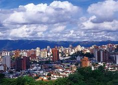 Bucaramanga, Colombia  Was here with my grandparents years ago.