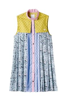 Mary Katrantzou And Adidas Originals' Second Collab Is An 80s Revival #dress #summerdress #sporty