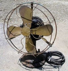 Dating antique ge fans