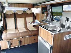 The AA Camper Van build Page 4 VW T4 Forum VW T5