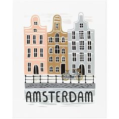 Pottery Barn Amsterdam ($50) ❤ liked on Polyvore featuring home, home decor, wall art, white home decor, whimsical home decor, pastel home decor, pastel wall art and pottery barn