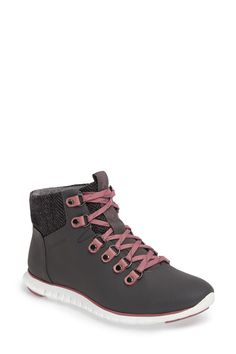 '2.ZEROGRAND' Waterproof Hiking Boot (Women)