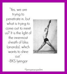 #Iyengaryogaden #LightOnLife