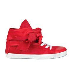 Cinzia Araia sneakers con lacci alla caviglia