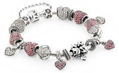 Bracelet PANDORA St Valentin