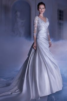 Demetrios 4320 For Authentic Vintage Wedding Jewelry go to: https://www.etsy.com/shop/ButterflyEffectInc