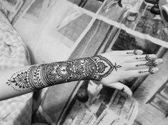 #Henna #neha_mehandi #temporäres_Tattoo #temporary_tattoo #selfmade #henna_by_rinkitoku #arm