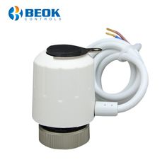 Actuator termic BeOk RZ-AW230-NC Normal inchis folosit pentru instalarea pe bornele termale de distributie ( incalzire in pardoseala sau supape termostatice). Kettle, Kitchen Appliances, Diy Kitchen Appliances, Tea Pot, Home Appliances, Boiler, Kitchen Gadgets