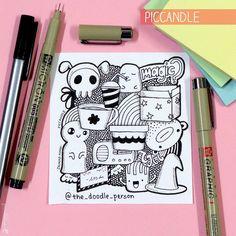 17.Instagram Doodle   Flickr - Photo Sharing!