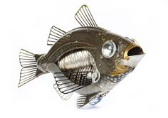 13 Awesome Metal Sculptures Made From Recycled Materials   Sneakhype