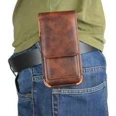 Sports Leather Waist Belt Clip Phone Case Cover Bag Holster For Motorola MOTO M 5.5'' XT1662 / HTC 10 Evo / Huawei Honor 6X 2016