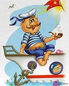 Картинка моряк 23 февраля
