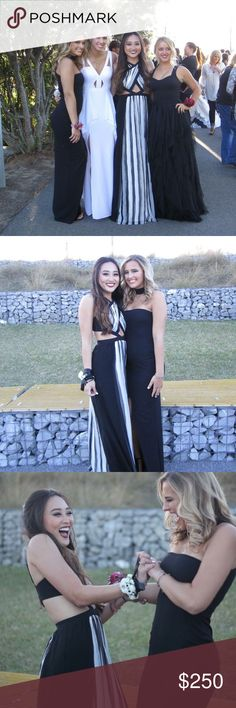 Formal/ Prom dress Worn once, in great condition! BCBG- size 4. BCBG Dresses Prom