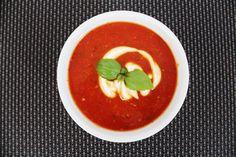Tomato soup http://www.onekitchenblog.com/?p=936