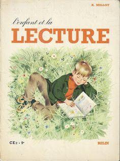 Millot, L'enfant et la lecture CE2 (1965) impossible à retrouver en achat sur les sites internet !