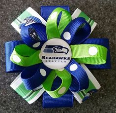 Hey, I found this really awesome Etsy listing at https://www.etsy.com/listing/231820154/seattle-seahawks-royal-blue-with-green