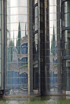 Paris La Villette Cité des Sciences et de l'Industrie