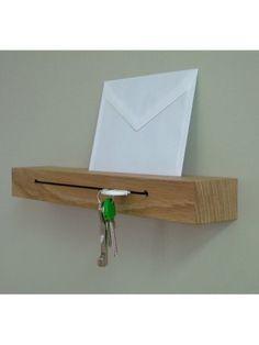 Sleutel- en posthouder - wannahaves - I/OBJECT