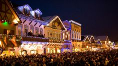 "Leavenworth is one of the ""The Most Christmasy Places in America"" 