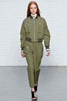 Yigal Azrouël Spring 2015 Ready-to-Wear - Collection - Gallery - Look 3 - Style.com
