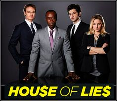 House of Lies. So much love for this show. Lol.