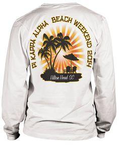 Pike Weekend T Shirt Delta Gamma Sigma Ka Zeta Tau Alpha