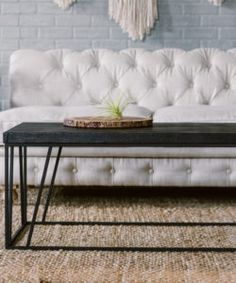 Ace Bench, Shop Maggpie, Handmade In Philadelphia, Modern Furniture, For  Sale, Home Decor, White Oak Bench, Mudcloth Fabric | Shop Maggpie |  Pinterest | Oak ...