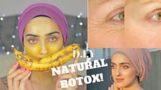 Anti-Aging Face Mask To REDUCE WRINKLES + NATURAL BOTOX | Instant Effects! (+ Secret Tip) - YouTube