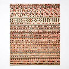 Sebu Wool Rug, 9'x12
