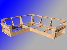 Sofa sectional frame