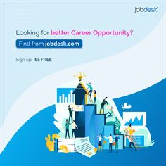Are you looking for a better career opportunity? Many recruiters are desperately seeking the right candidates to employ them. So hurry up & don't miss the chance. 👉 Sign-up now (It's 💯% Free)  #jobdeskcom #jobdesk #qualified #Careeropportunity #recruitment #toprecruitier #candiate #vacancynews #globalrecruitingplatform #internationaljobplatform International Jobs, Best Careers, Career Opportunities, Find People, Find A Job, You Look, Opportunity, Language, Platform
