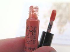 JinksyBeauty: Kiss Cosmetics: mini lip vinyl
