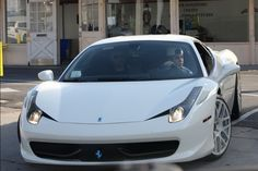 Justin Biebers Stunning Ferrari 458 Italia - You can't deny he's got great taste in cars ;)