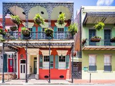 NOLA - Where to stay:Soniat House, a Traveler Gold List hotel with the New Orleans monopoly on wrought-iron... - Getty