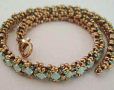 Pearlicious Cuff Tutorial by RominaDesigns on Etsy