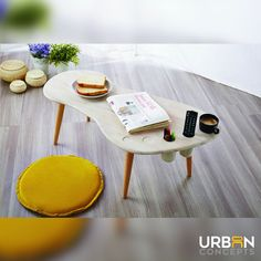 Buy this Therese Coffee Table at www. Coffee Table Design, Storage Spaces, Print Design, Solid Wood, Ottoman, Furnitures, Ph, Home Decor, Decoration Home