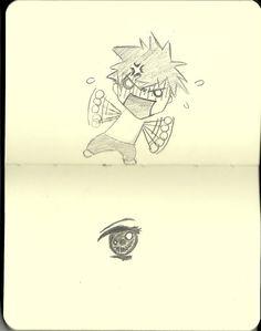 Moloeskine Drawing #01