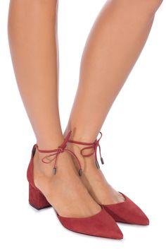 b79ca07a9 8 melhores imagens de Sapato Scarpin | Shoes, Nova e Peep toe