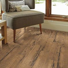 Shaw Fired Hickory | Porcelain Wood Plank Flooring ...