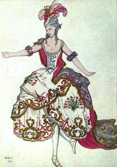 leon bakst Les Saisons Russes Ballets Russes - Поиск в Google
