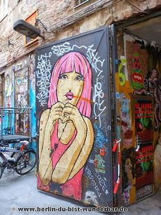 streetart, berlin, kunst, graffiti, street art, mural, wandbild, elbocho