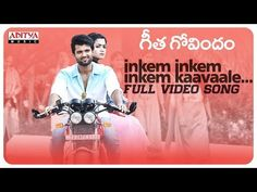 Inkem Inkem Full Video Song - Geetha Govindam Video Songs Dj Remix Music, Latest Dj Songs, New Dj Song, Dj Mix Songs, Telugu Movies Download, Audio Songs, Mp3 Song Download, Cover Songs, Hd Movies