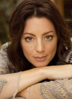 Sarah McLachlan; a big influence and inspiration from the beginning of my journey.
