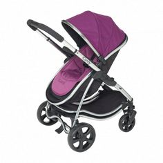 I really think Hugo needs this pushchair. just a lovely colour and does everything we need it to x
