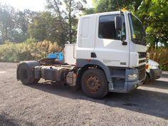 Truck And Plant Online: DAF Ex MOD CF85-380 4x2 Sleeper Ex MOD