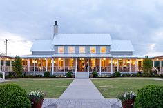 The 2013 Southern Living IdeaHouse but easily transferred into a Beach House look